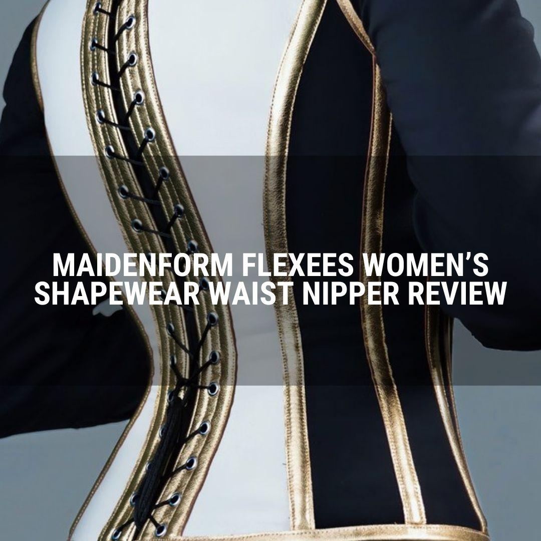 Maidenform Flexees Women's Shapewear Waist Nipper Review