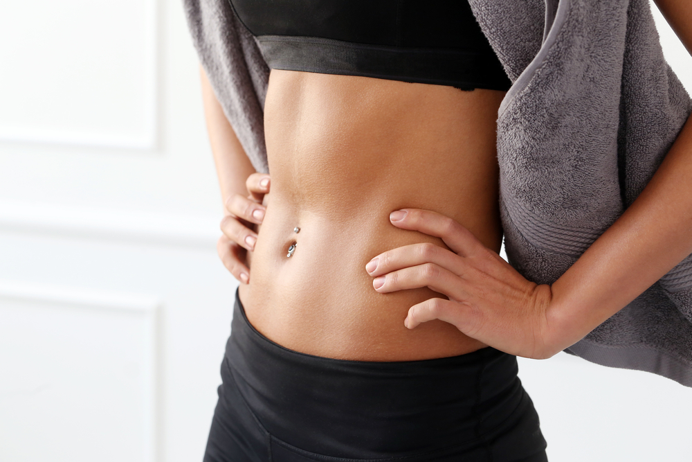 Get a stronger, flatter tummy in two weeks